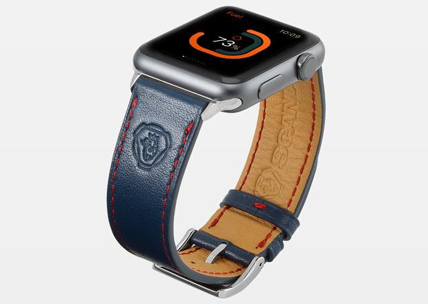 Apple Watch Scania Edition: Nové aplikace a pásek ze starého motoru (+video)
