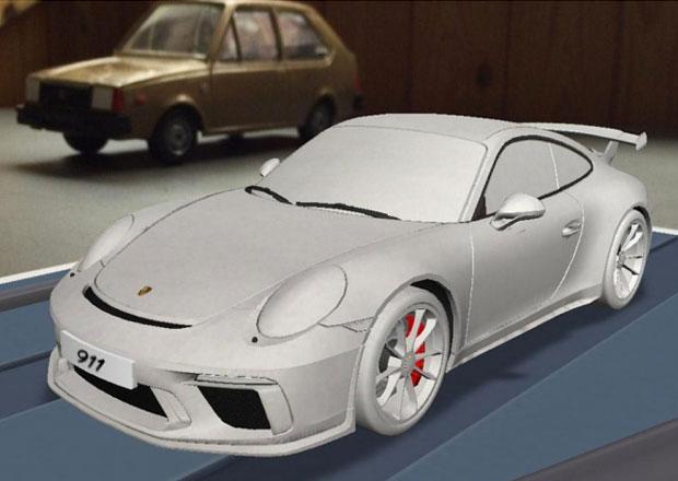 Porsche 911 GT3: Únik podoby faceliftované verze