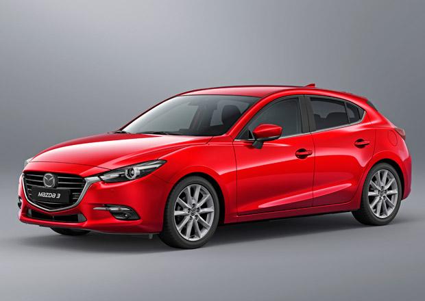 Mazda 3: Modernizovaný model 2017 přichází, zatím jen do Japonska