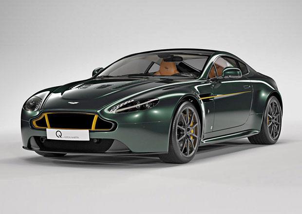 Aston Martin V12 Vantage S Spitfire 80 oslavuje slavnou stíhačku