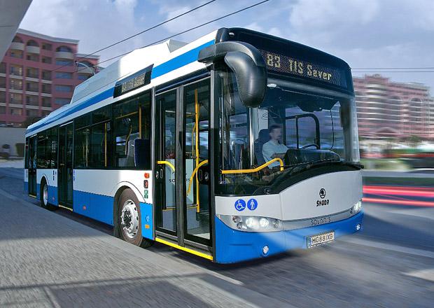Škoda Electric dodá trolejbusy do Plzně