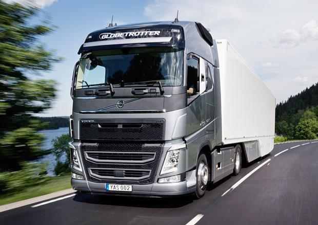 Volvo FH a vylepšení pro snížení spotřeby paliva (+video)