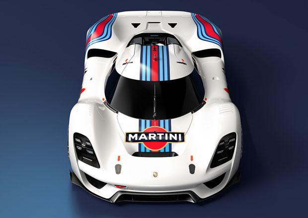 Porsche 908/04 Vision Gran Turismo: Virtuální sen