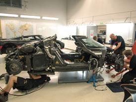 Koenigsegg One:1 a jeho t�k� hav�rie na N�rburgringu. V�robce objas�uje p���iny...