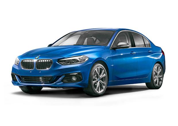 BMW 1 sedan: Nová karosářská verze bohužel míří jen do Číny