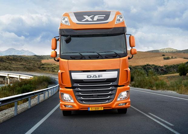 DAF XF získal titul Fleet Truck of the Year 2016