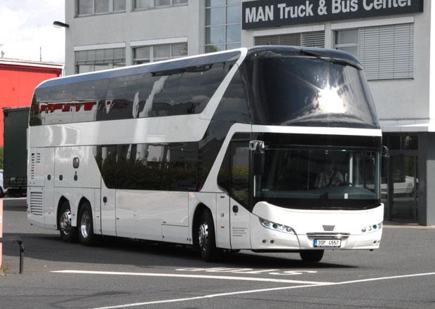Dvoupodlažní autobusy: Skyliner