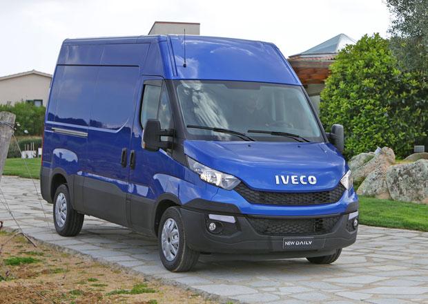 Dodávky Iveco na alternativní paliva: CNG i elektřina
