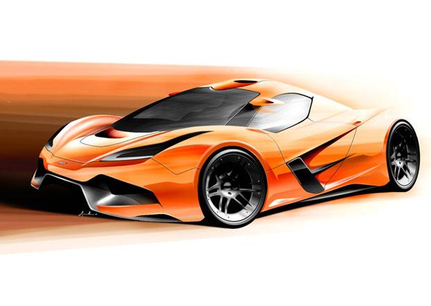 McLaren chystá nové gran turismo, chce nabídnout tři místa jako F1