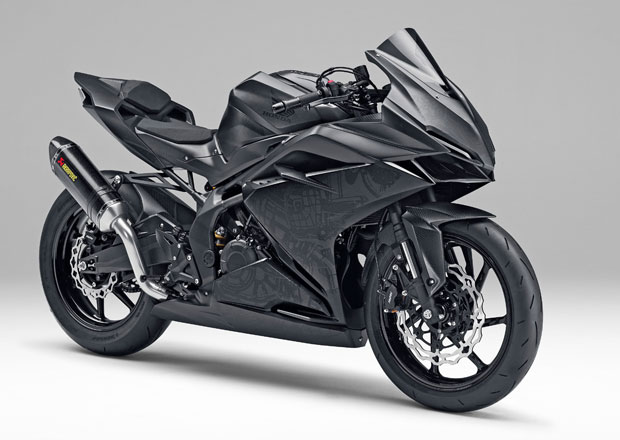 Honda CBR250RR: Ostrá malorážka se vrací (+video)