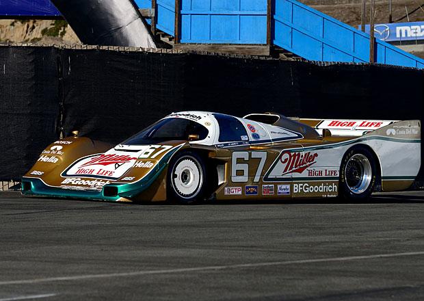 Porsche 962: Číslo 108, král Daytony 1989, bude ke koupi