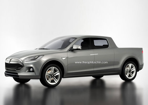 Musk odhalil plány Tesly: Chce kompaktní SUV a elektrický pick-up