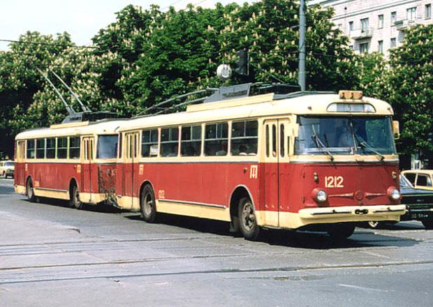 Škoda Electric a 80 let výroby trolejbusů