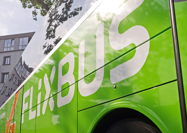 FlixBus: Nové spoje v České republice i do zahraničí