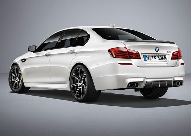 BMW M5 Competition Edition: 600 koní pro 200 šťastlivců za 3,5 milionu