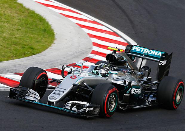 VC Maďarska F1 2016: Divoká a dlouhá kvalifikace patřila Rosbergovi
