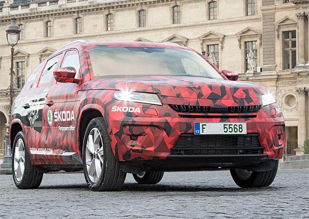 Škoda Kodiaq: Příští rok se u nás prodá až 4000 kusů, říká šéf českého zastoupení