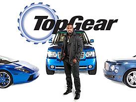 Můžu zachránit Top Gear, tvrdí americký rapper 50 Cent