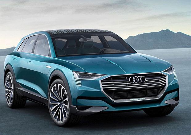 Audi chystá do roku 2020 tři elektromobily, chce i vodíkové auto