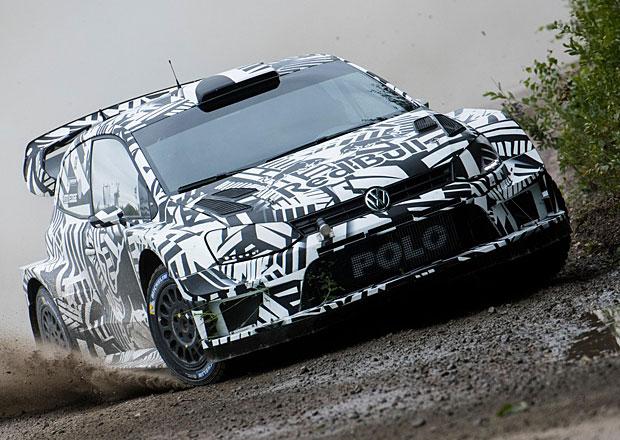 Nov� Volkswagen Polo R WRC pro sezonu 2017 u� fini�uje v�voj