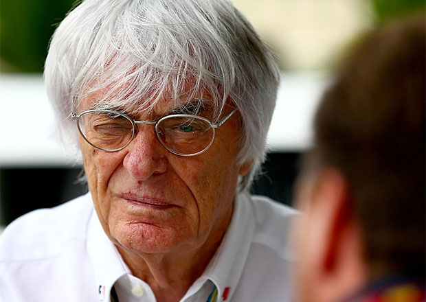 Bernie Ecclestone: Vládci F1 zřejmě unesli tchyni, má zaplatit přes 900 milionů