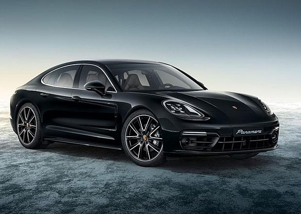 Porsche Exclusive umí vyšperkovat novou Panameru