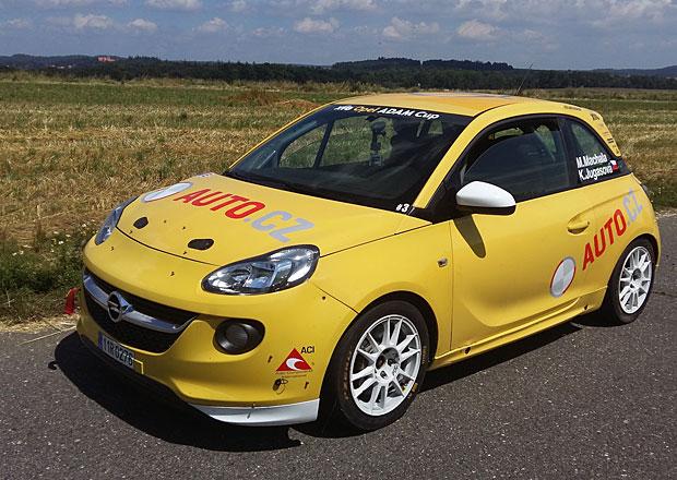 Jedeme Rally Agropa! Poslední ostrý test před víkendovou soutěží…(+video)