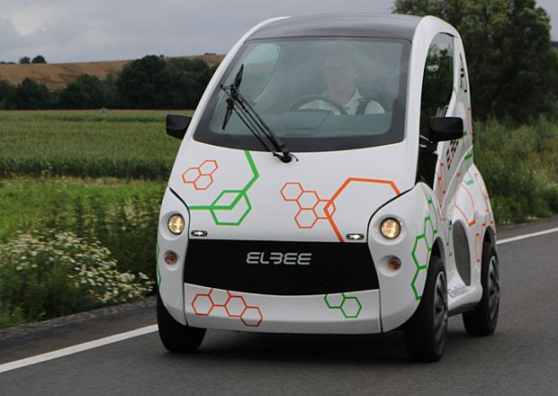 Vyzkoušeli jsme české auto pro invalidy: Pilná včelka