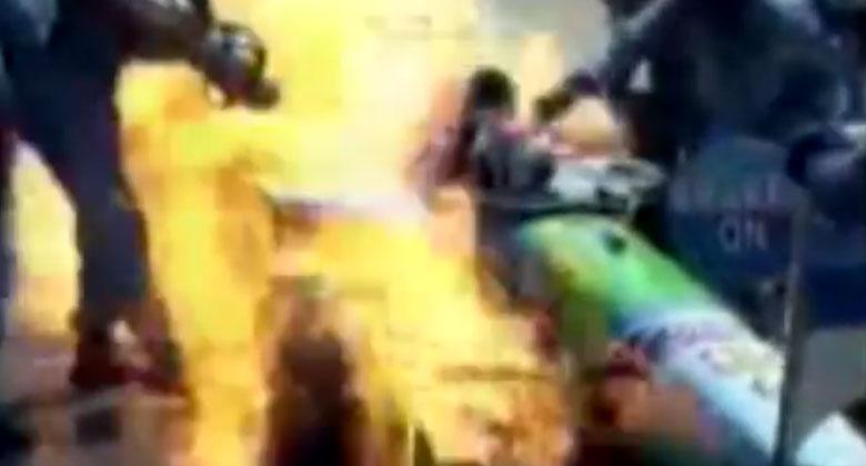 Video: P�ehl�dka t�ch nejhor��ch zast�vek v boxech