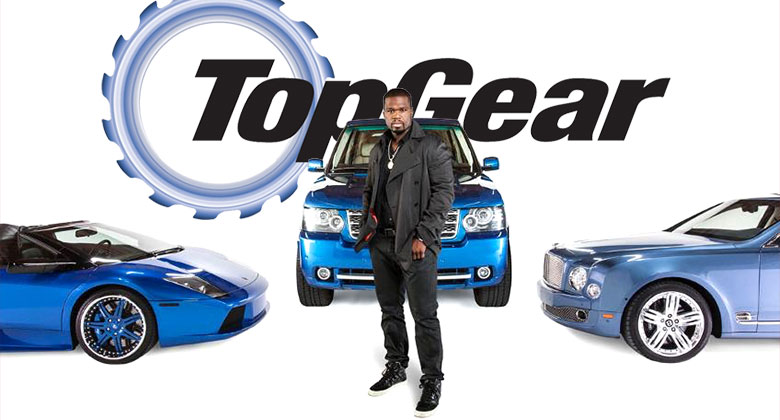 M�u zachr�nit Top Gear, tvrd� americk� rapper 50 Cent