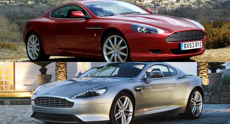 Aston Martin DB9 kon��. P�ipome�te si kr�sn�ho Brita ve velk� fotogalerii