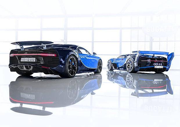 Bugatti prodalo koncept Vision Gran Turismo. Koupil ho saúdský princ, i s chironem