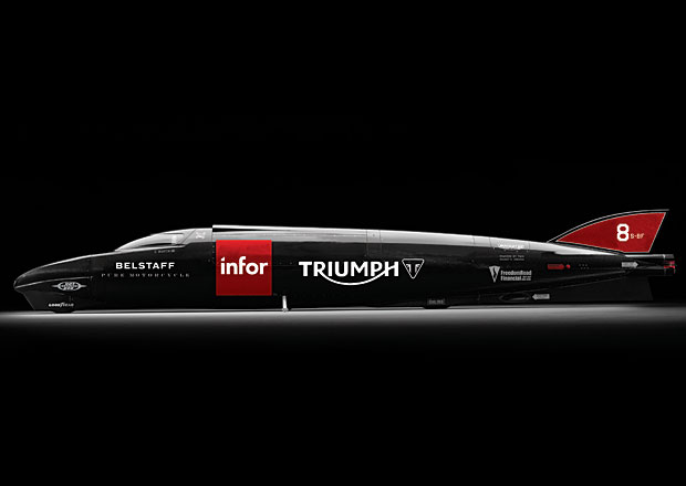 Triumph Motorcycles se pokus� o nov� sv�tov� rekord (+video)