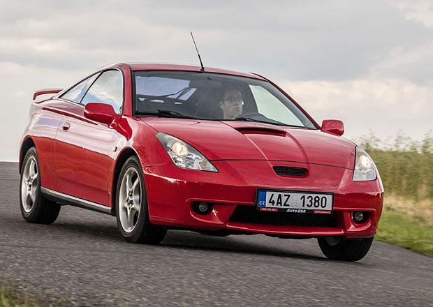 Ojetá Toyota Celica (1999-2005): Šetřit se vyplatí