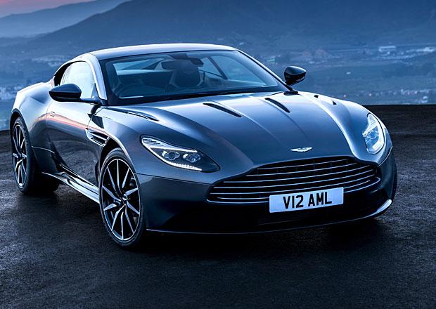 Aston Martin DB11: 10 tajemství nového kupé