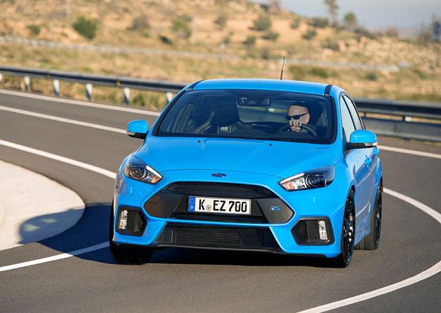 Ford nabídne zvýšení výkonu pro Focus RS