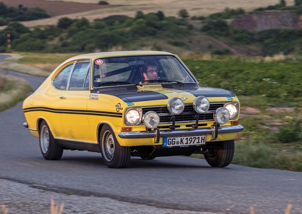 Za volantem Opelu Kadett B Coupé Rallye: První kompakt s pořádným motorem