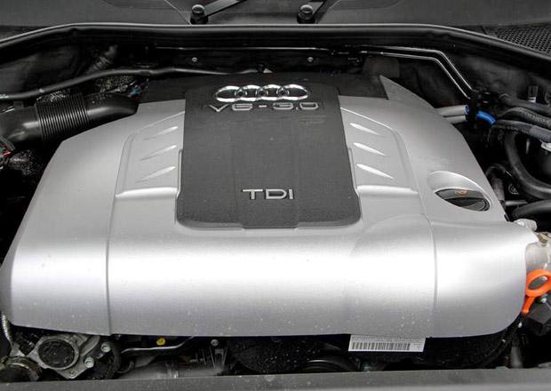 Dieselgate: Motor V6 TDI má ještě tři další nelegální funkce