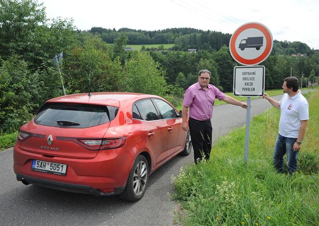 Zákaz vjezdu pro vozidla N1: Řidiči dodávek, víte, že dál nesmíte?