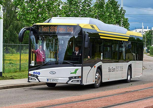 Solaris Urbino 12 Hybrid a Urbino 12 CNG: Premiéra na IAA