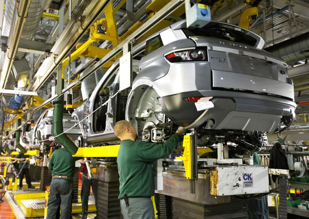 Slovensko podpoří investici Jaguar Land Roveru mnohem víc, než slíbilo