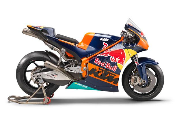 KTM RC16: Novinka pro příští sezónu MotoGP (+video)