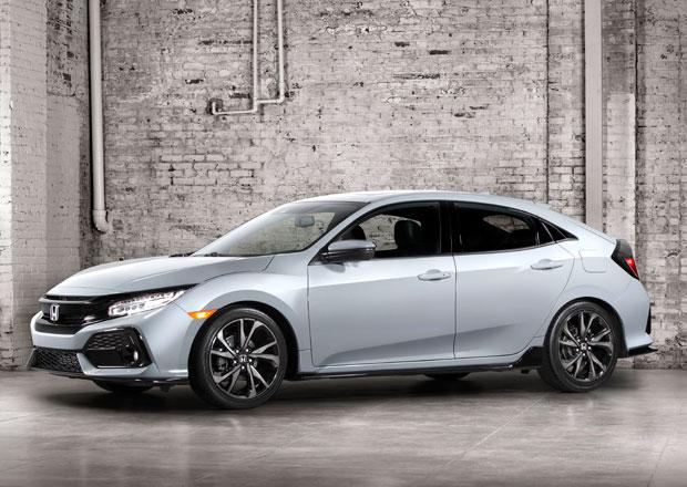 Honda Civic: Oficiální fotky nového hatchbacku!