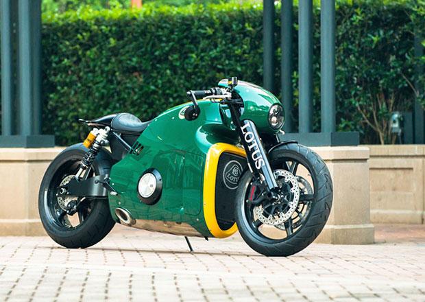 Lotus C-01: Jednostopý Brit je na prodej!