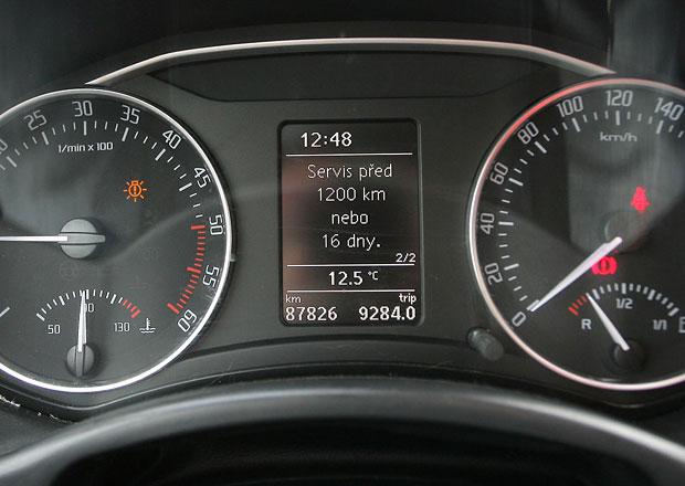 Podíl ojetých aut se stočeným tachometrem stoupl na 42 procent