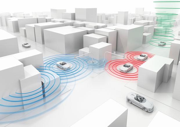 Audi budou komunikovat se semafory, už příští rok