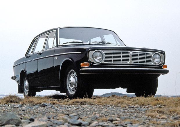 Volvo 140 slaví, je mu padesát