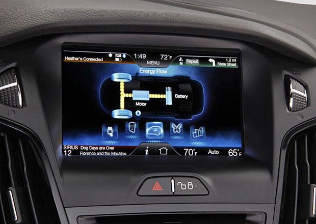 Ford Model E: Elektrick� modely za�nou vyj�d�t za t�i roky