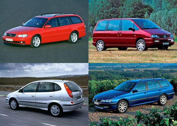 Rodinné auto do 50.000 korun? Přinášíme pět tipů!