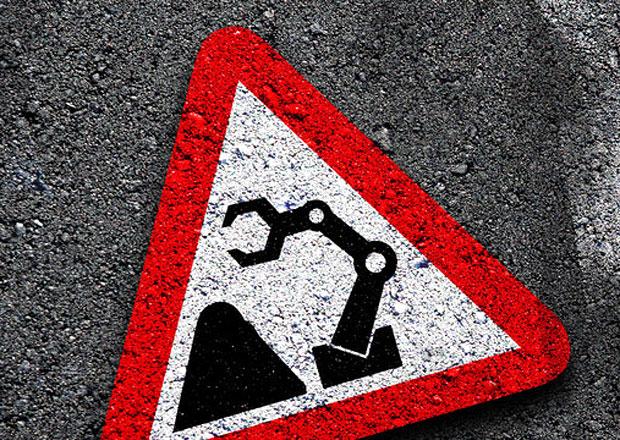 Pozor, roboti! Budeme se učit nové dopravní značky?